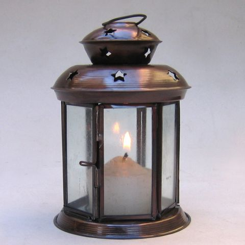 Ships lamps and lanterns miniature galley table lantern aloadofball Images