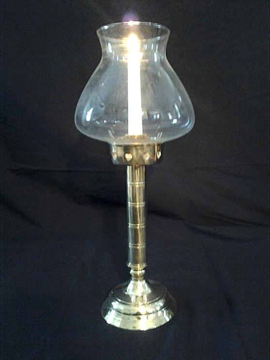 Robin S Dockside Shop Captain S Quarters Candle Lamp