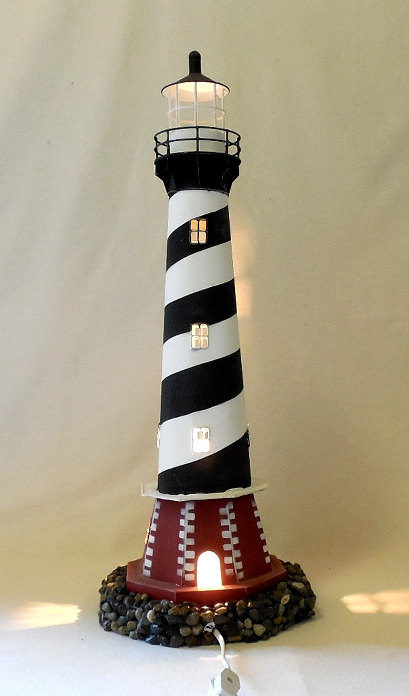 Cape Hatteras Electric Candle Lamp