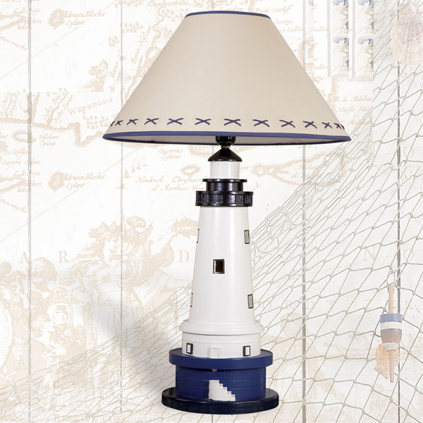 Robins Dockside Shop Lighthouses - Bedroom table lamps sale