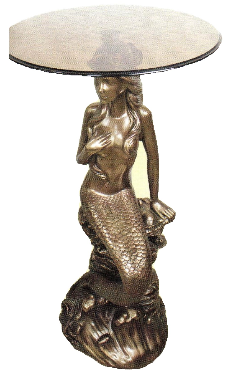 Mermaid Side Table