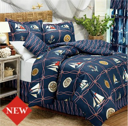 Discount Bedding Sets Full Queen Seashell Comforter