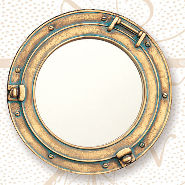 Robin 39 s dockside shop portholes for Porthole style mirror