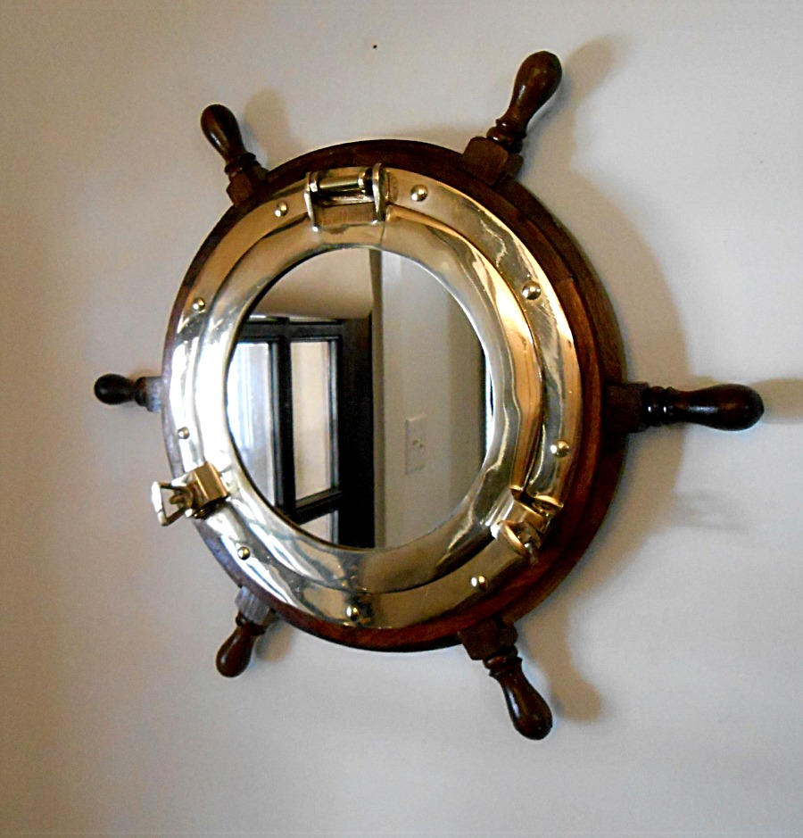 Robin S Dockside Shop Portholes